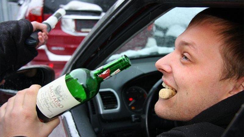 когда можно садиться за руль после алкоголя