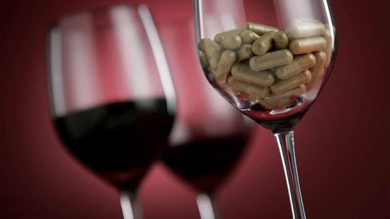 можно ли употреблять алкоголь с антибиотиками