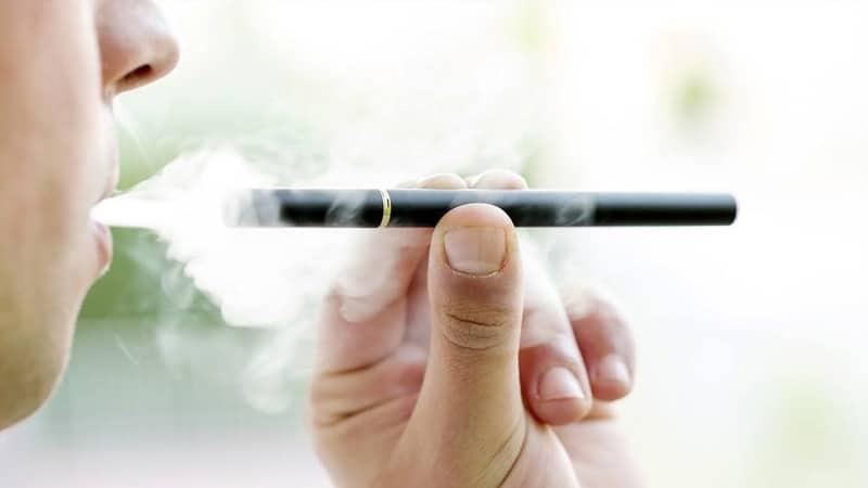 Какой вред от электронной сигареты