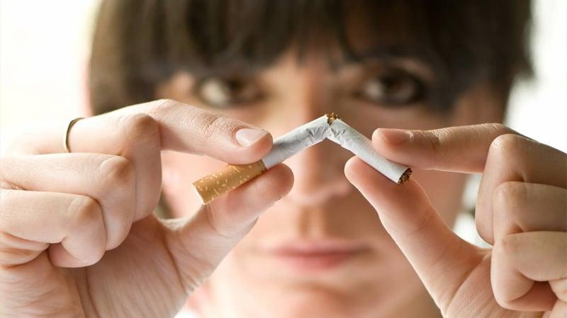 как бросить курить в домашних условиях быстро