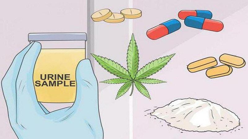 анализ на наркотики