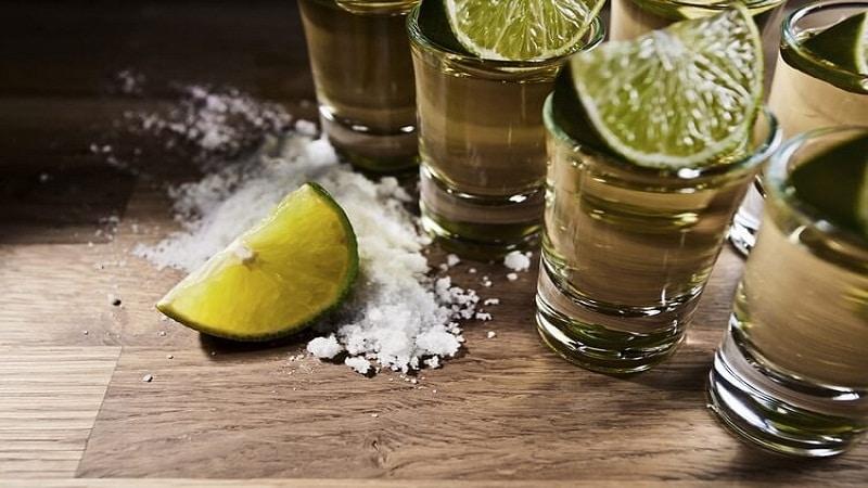мексиканская водка