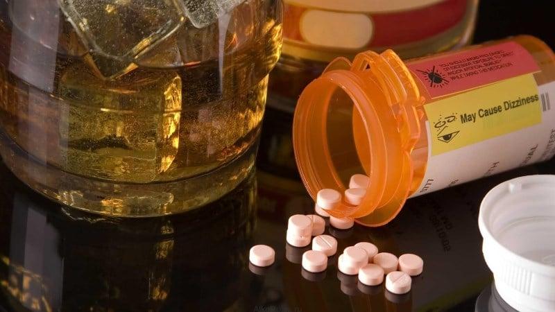 Феназепам и алкоголь последствия