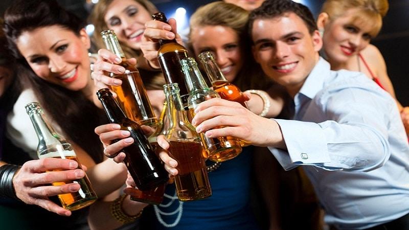 долго не пьянеть от алкоголя