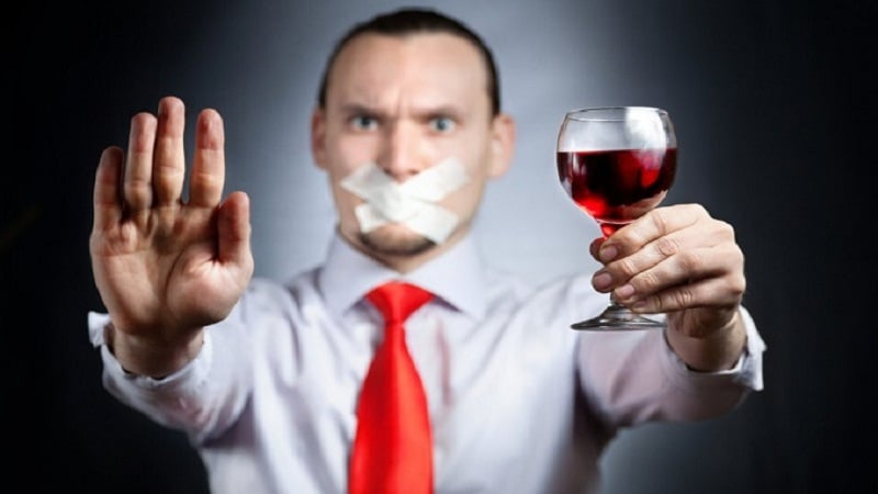 как не пить алкоголь вообще