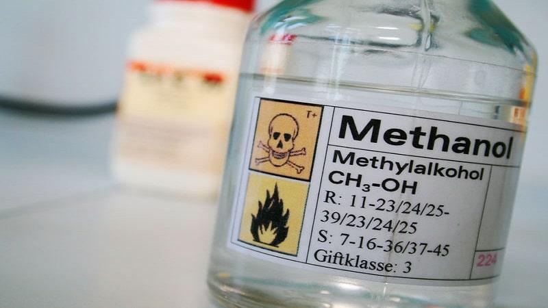 как проверить спирт этиловый или метиловый