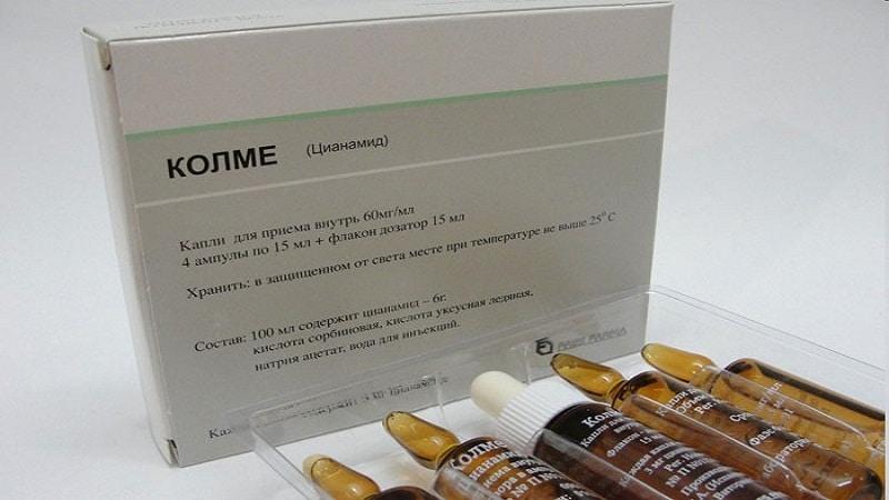 препарат Колме