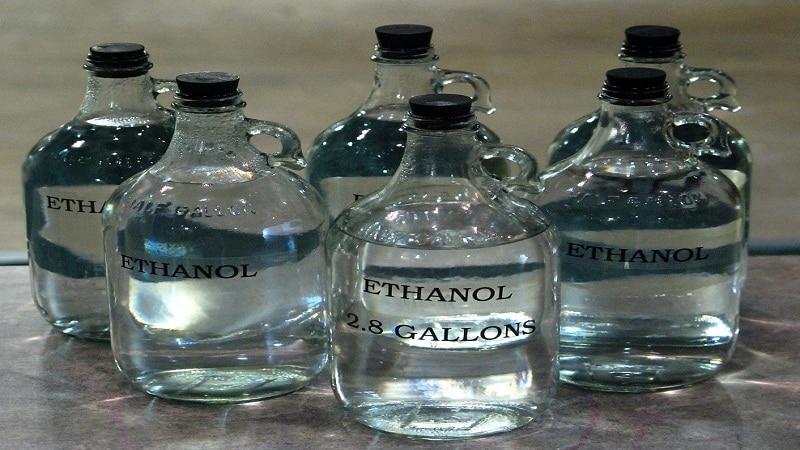 спирт этанол