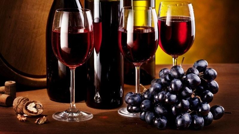 чем полезно красное вино для женщин