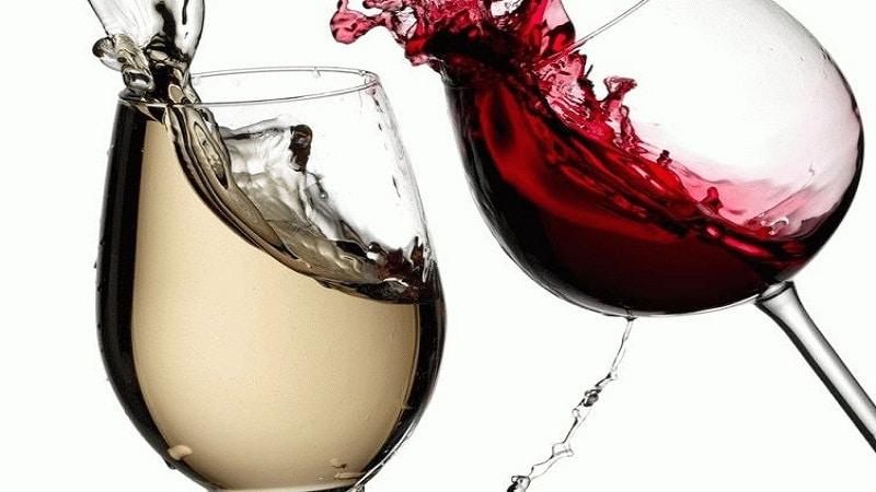 польза красного вина для организма