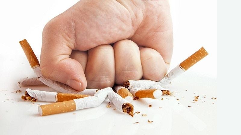 бросить курить последствия по дням