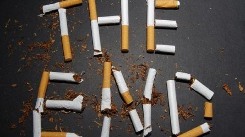 последствия бросания курить по дням