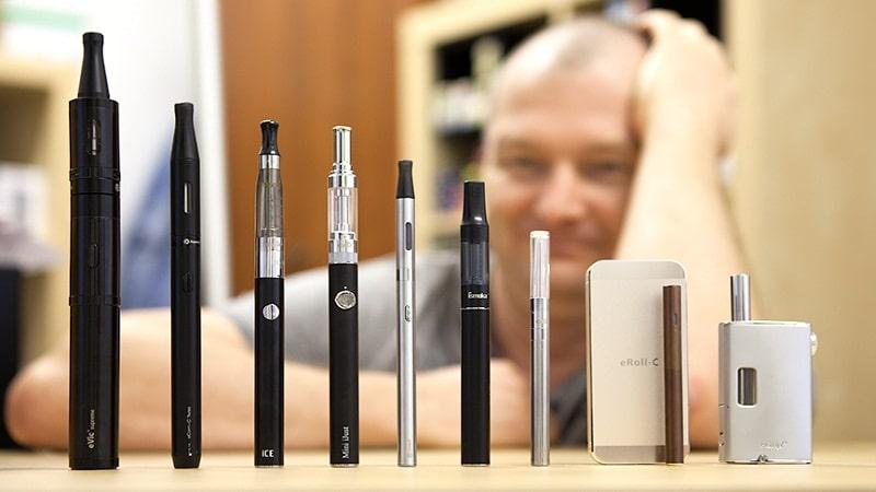 Самые мощные электронные сигареты: Топ