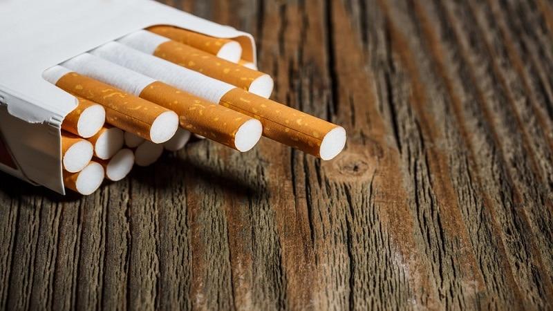 марки легких сигарет