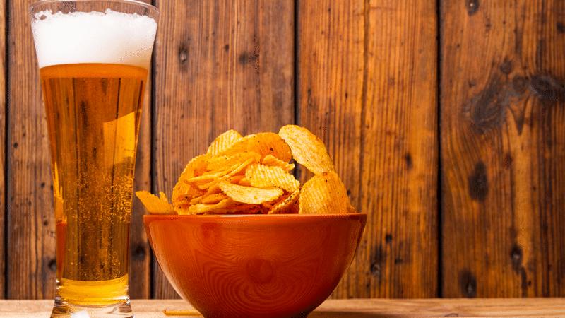калорийность безалкогольного пива