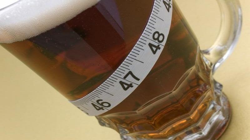 калорийность пива на 100 грамм