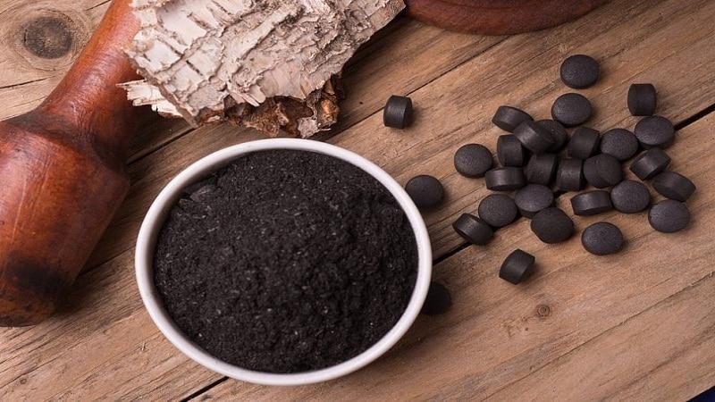 для чего пьют уголь активированный