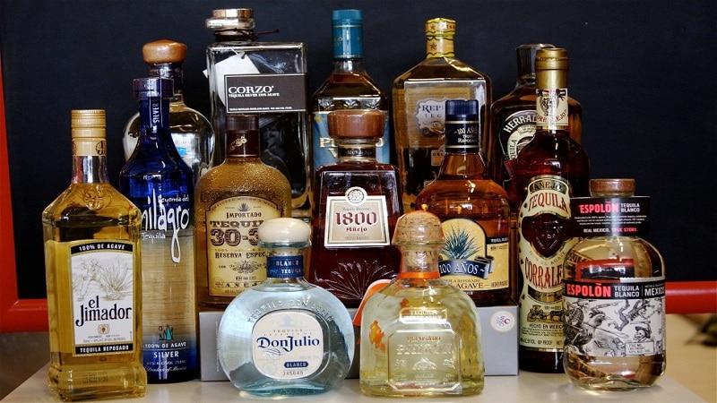 список слабоалкогольных напитков