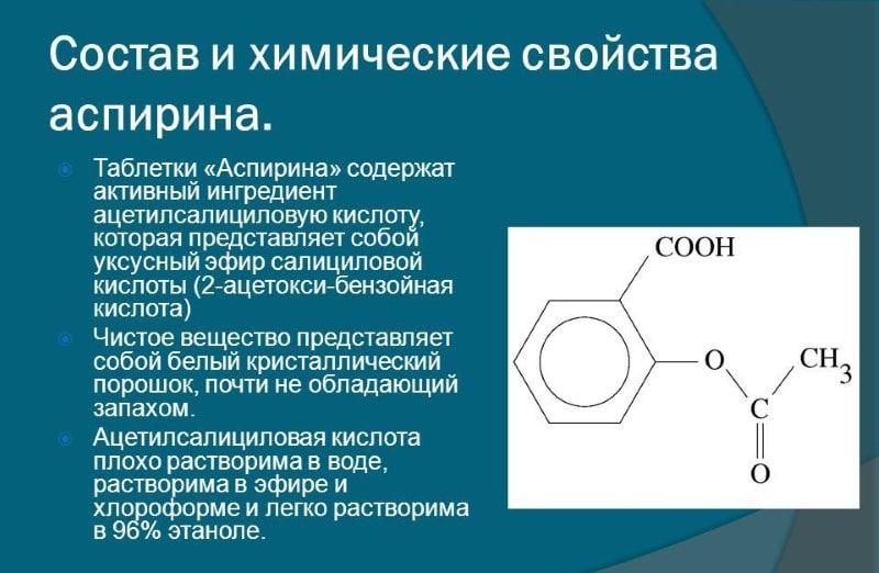 аспирин с алкоголем