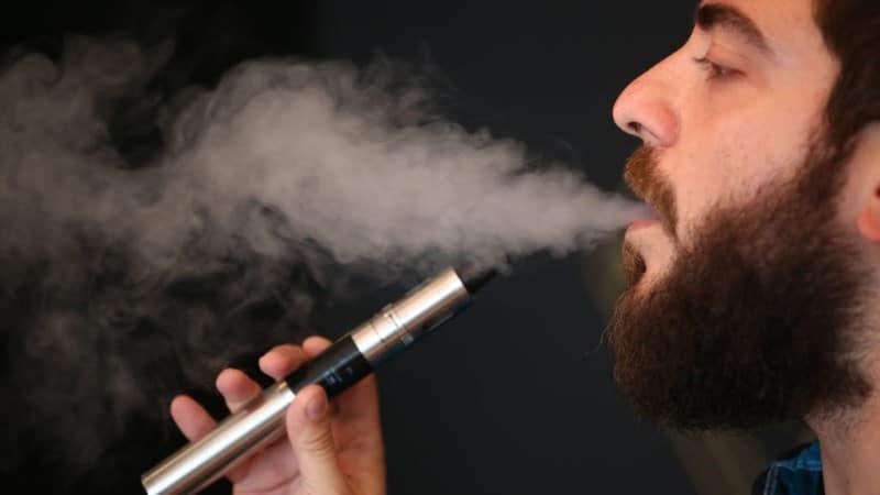электронный парогенератор для курения