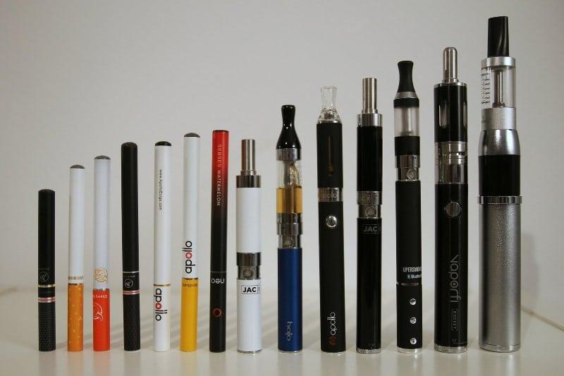 сколько стоит электронная сигарета