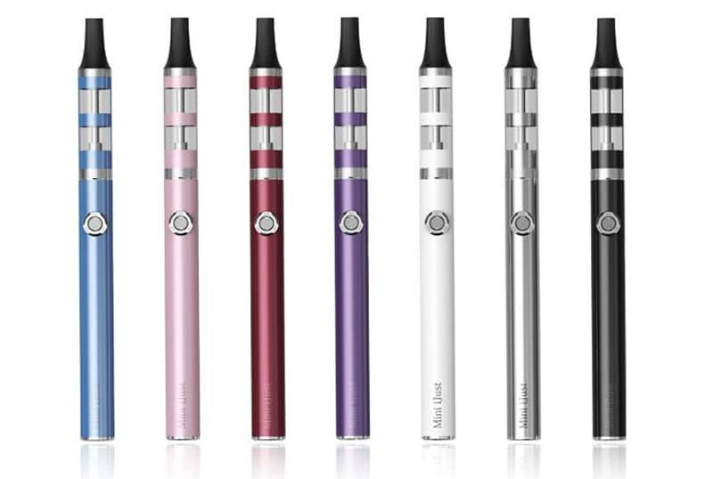 электронная сигарета характеристики