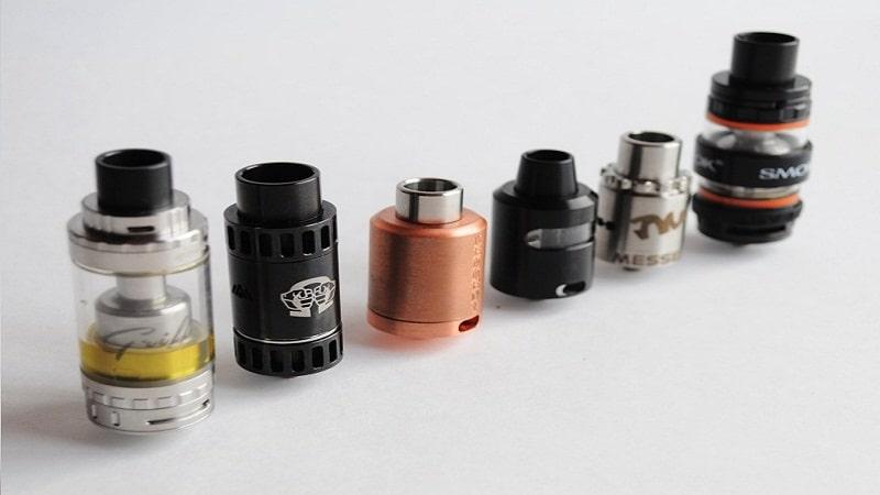 что такое атомайзер в электронной сигарете
