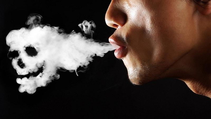 что входит в состав сигареты