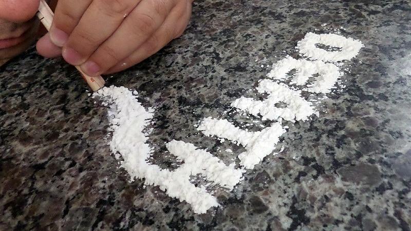 наркотик кокаин