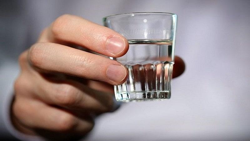 химический состав водки по ГОСТу