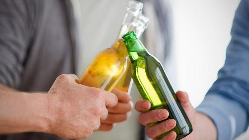 как алкоголь влияет на давление человека