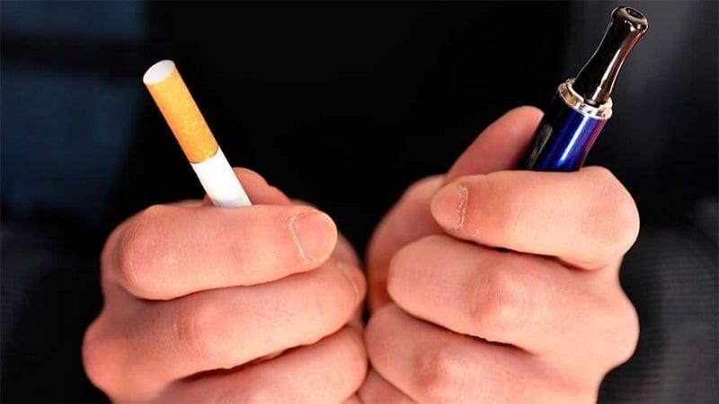 как бросить курить с помощью электронной сигареты