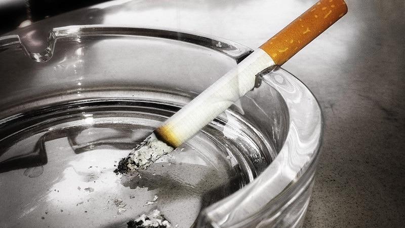 как никотин влияет на организ человека