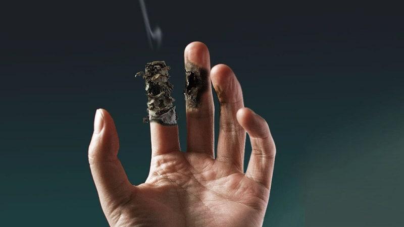 действие никотина на организм человека