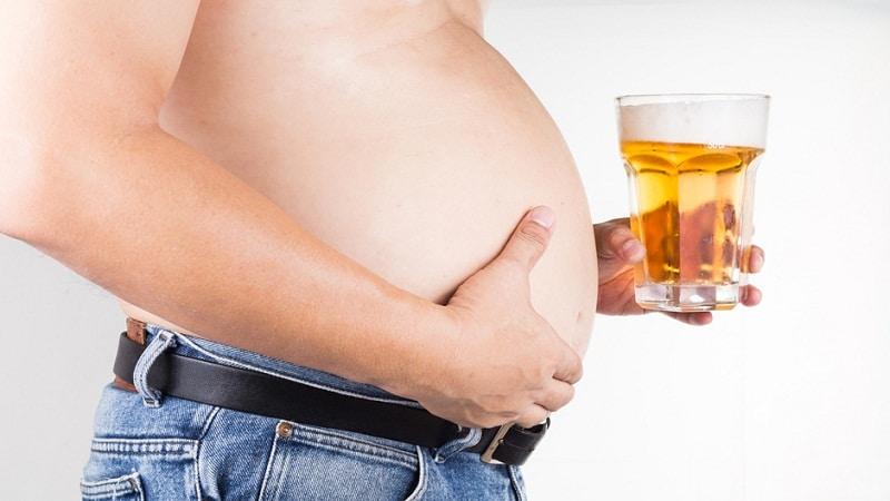 Как похудеть не отказываясь от алкоголя
