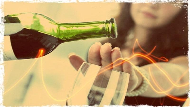 фото аллергии на алкоголь
