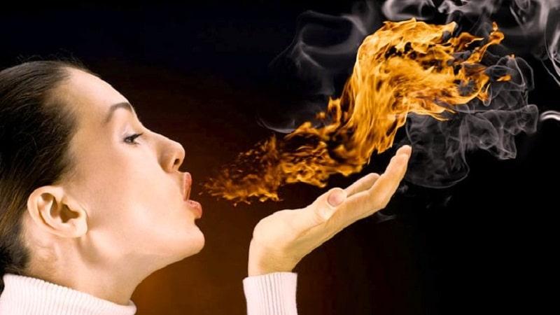 перебить запах сигарет изо рта