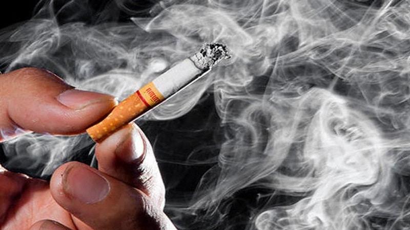 перебить запах сигарет