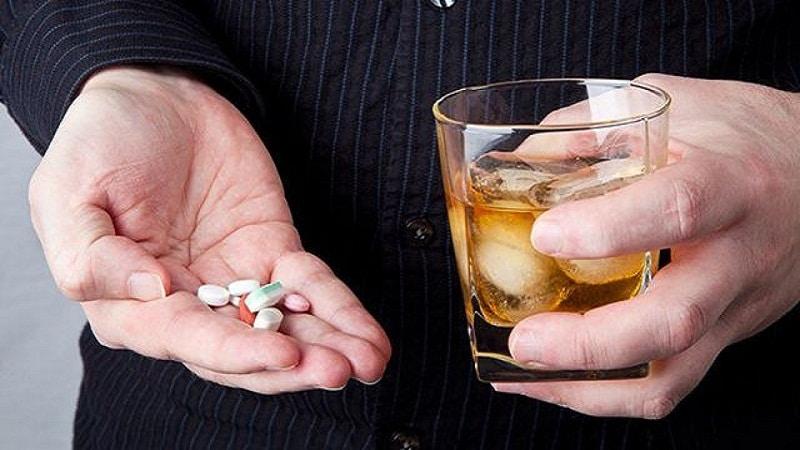 можно ли Ингавирин с алкоголем