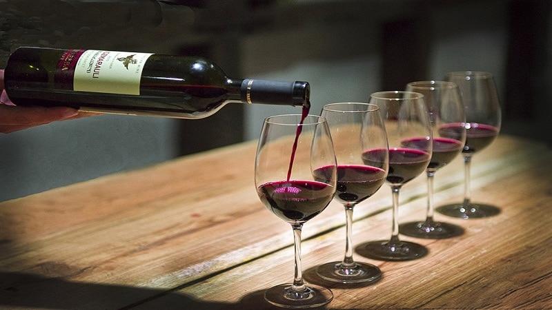 можно ли беременным пить вино