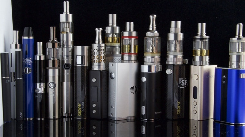 когда появились электронные сигареты