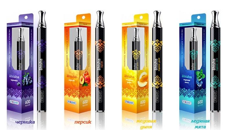 одноразовые электронные сигареты Pons