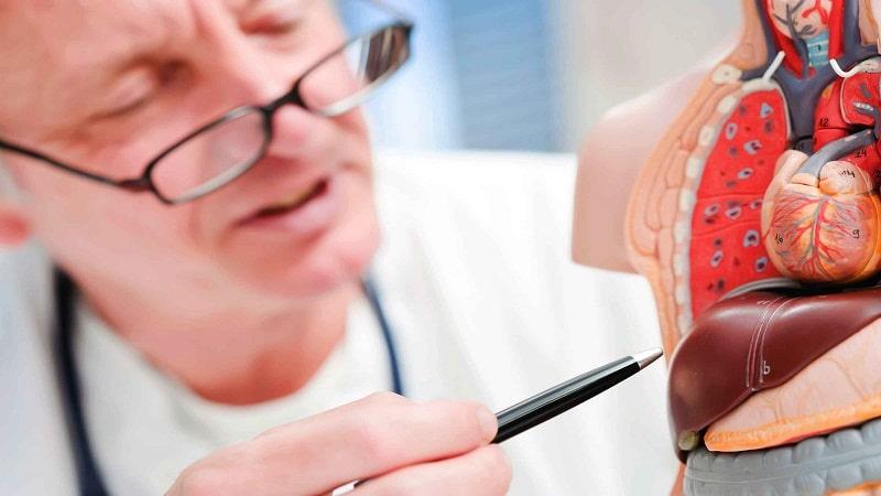 симптомы цирроза печени на начальной стадии у женщин