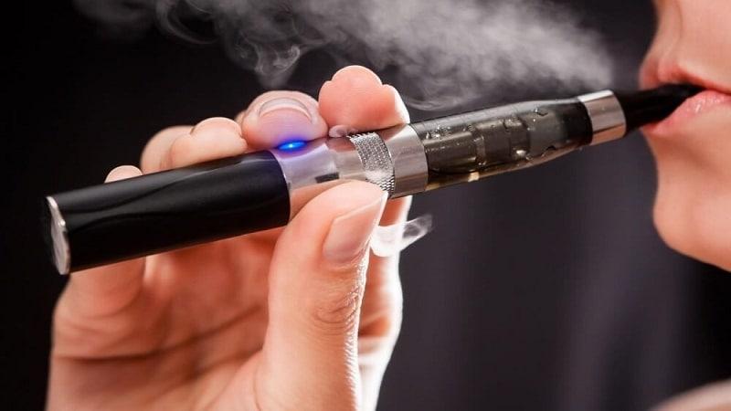 как работает электронная сигарета