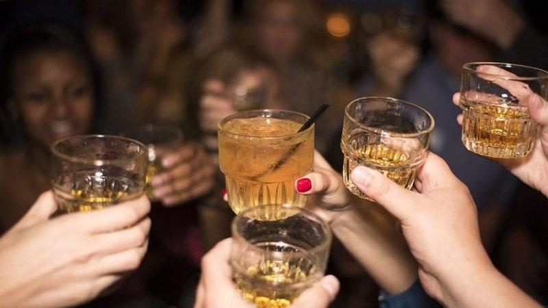 статистика употребления алкоголя в мире