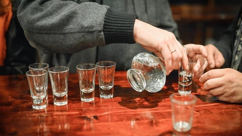 признаки отравления метиловым спиртом