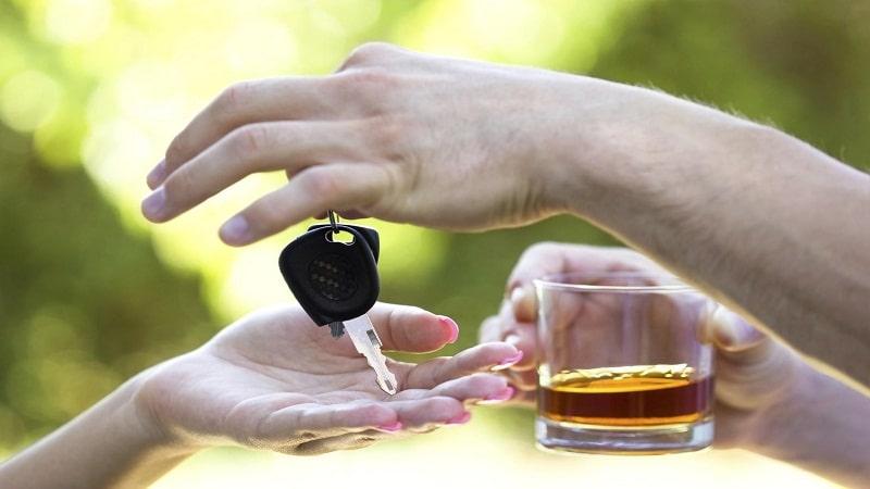 промилле выпитого спиртного