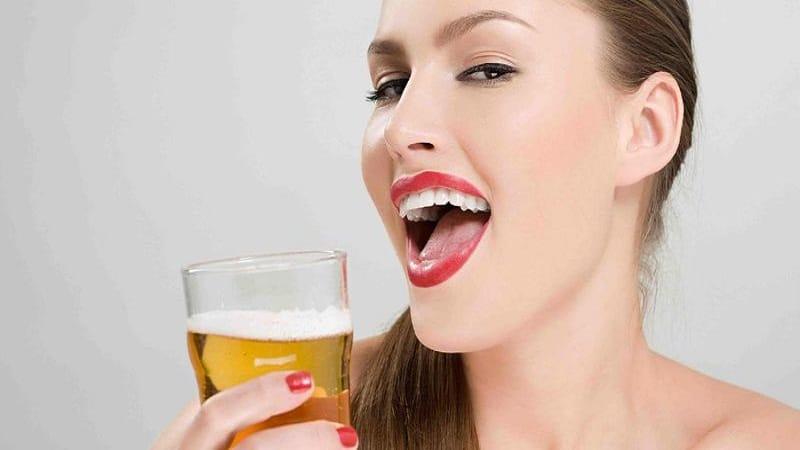 последствия пивного алкоголизма у женщин
