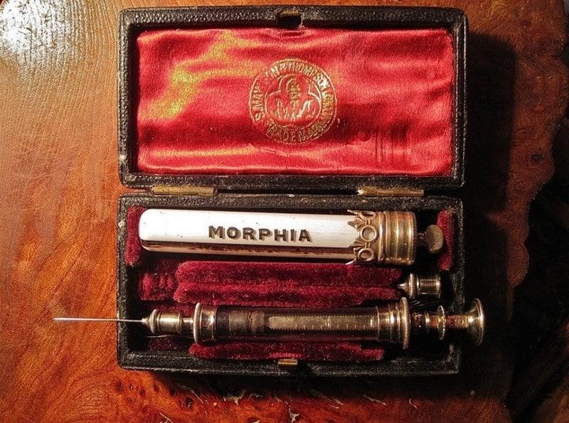 что такое морфий