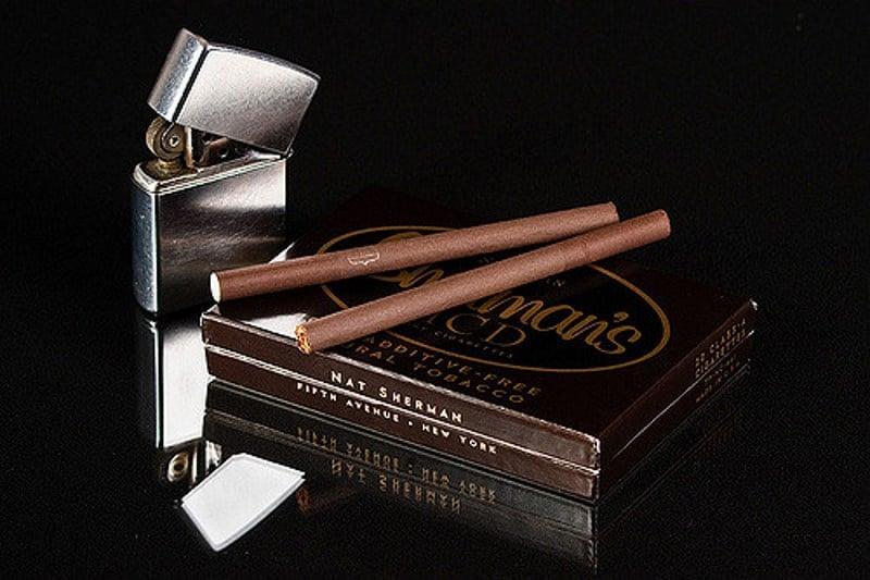 самые дорогие сигареты в России